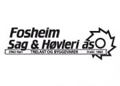 Fosheim Sag og Høvleri AS